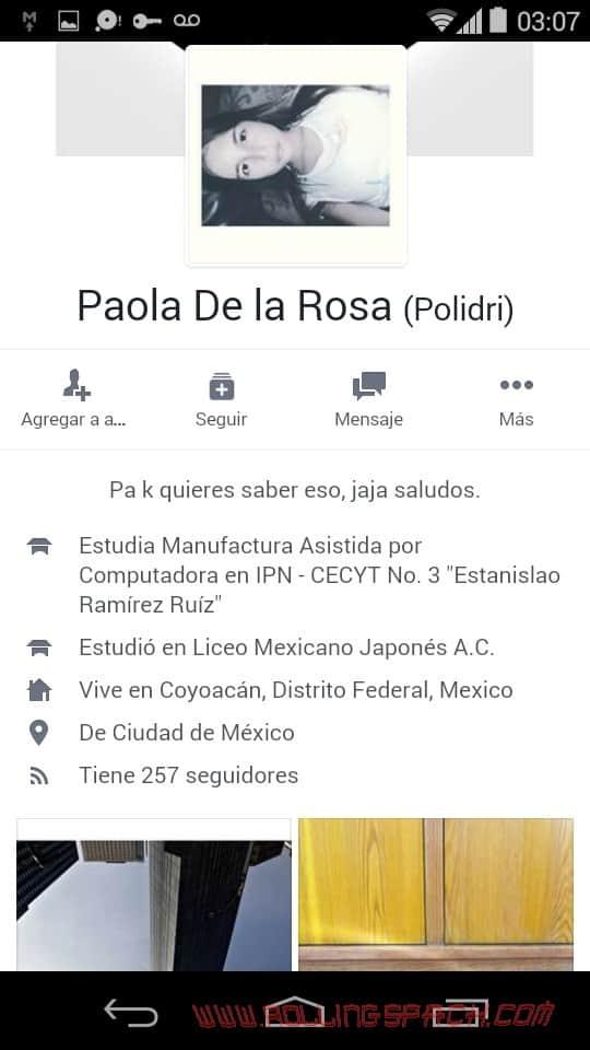 Tetas Pequeñas De Jovencita Paola De La Rosa Pack
