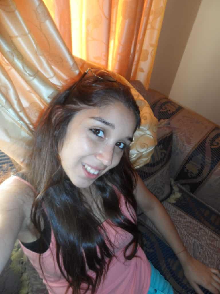 Paulina Flaca Nalgona Hermosa Jovencita Amateur