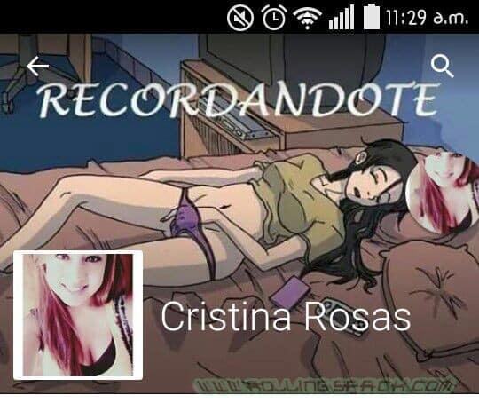 Pack Cristina Rosas Colegiala Tetona Contiene (1 Video)