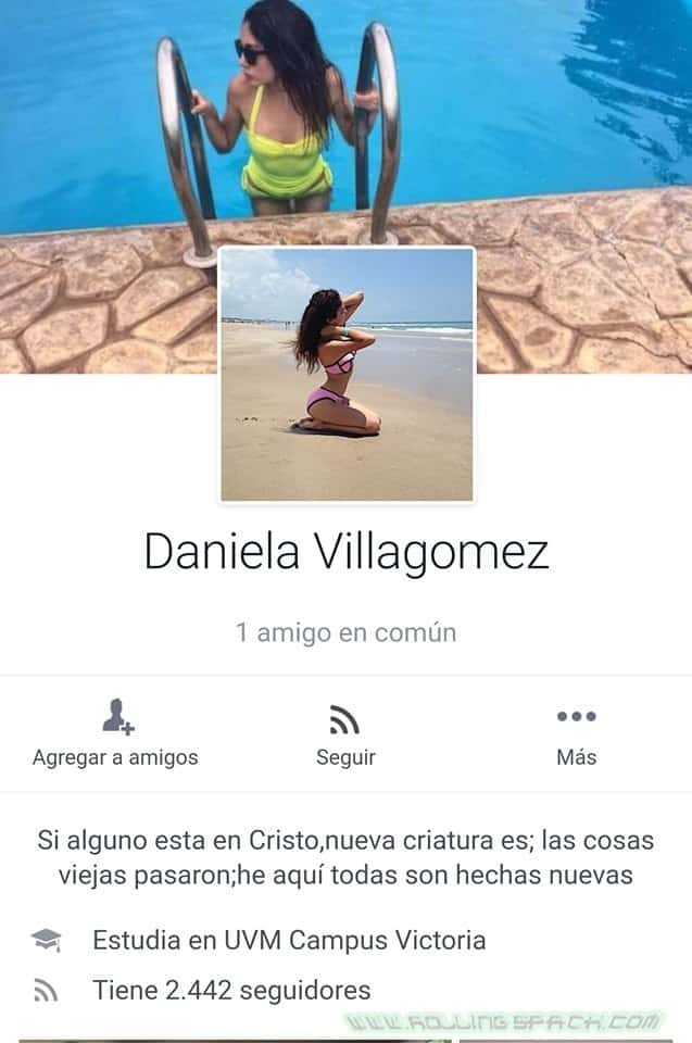 Pack De Daniela Villagomez Contiene 5 Videos Cogiendo