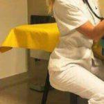 Pack De Una Enfermera Rica Rubia Caliente 1 Video