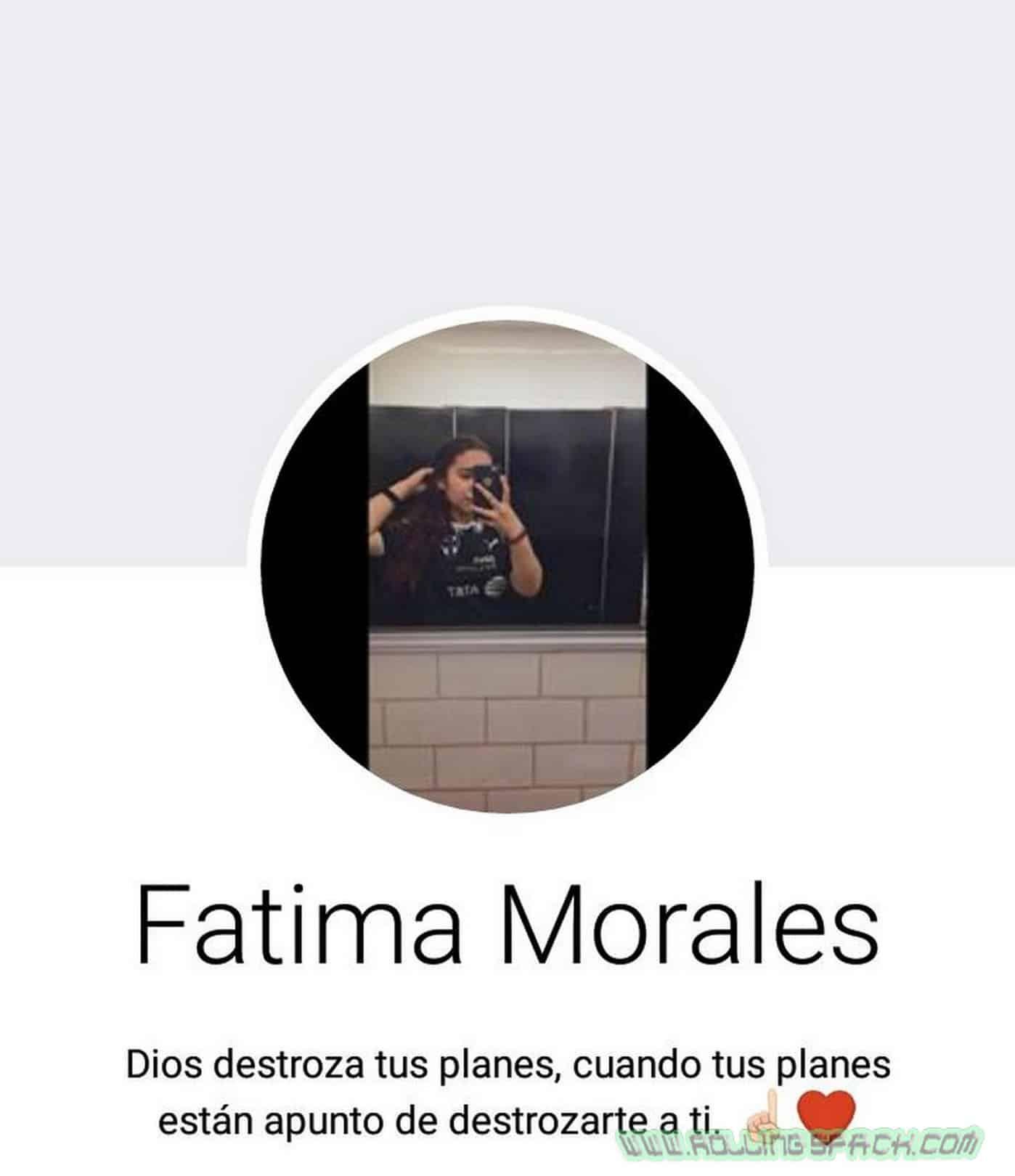 Pack De Fatima Morales Jovencita De Facebook + 3 Videos