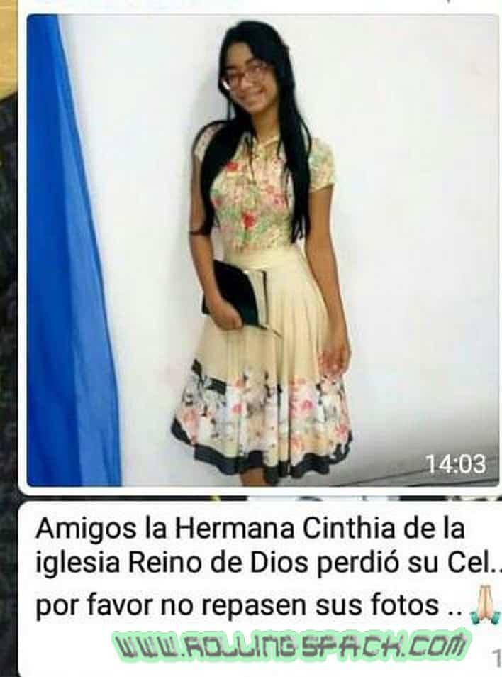 Pack De Jovencita Hermana Cristiana Cynthia 1 Video