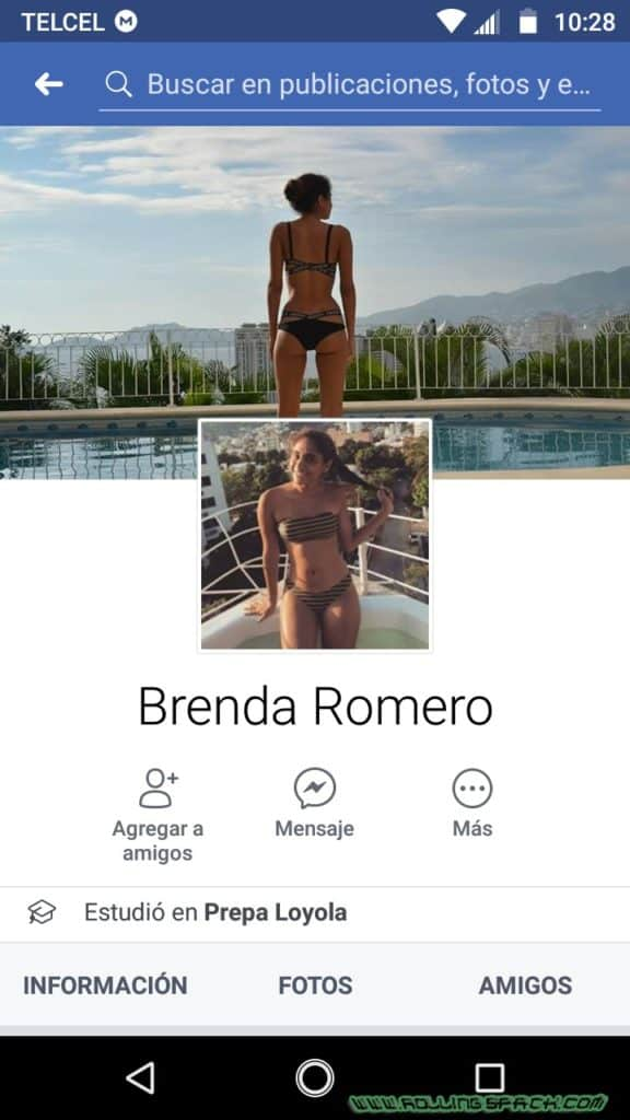 Pack De Brenda Romero Flaca De Facebook 25 Videos